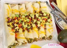 Healthy Chicken Enchiladas Recipe: Try this for dinner tonight!