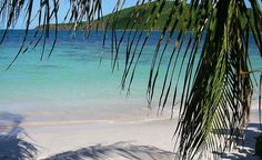 Culebra. (From: 40 Islands You'd Love To Be Stranded On)