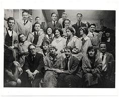 Citation: John Sloan and his Art Students League class, ca. 1925 / unidentified photographer. Art Students League records, Archives of Ameri...