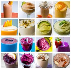 Detox Smoothies for Weight Loss. Easy Recipes!