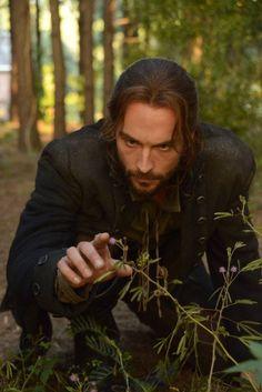 Tom Mison in Sleepy Hollow