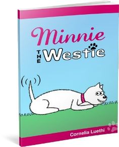 Minnie The Westie's paperback book is now available from The Book Depository with free shipping worldwide.