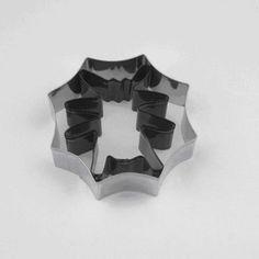 Spider metal cookie cutter