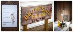 Brookside Farm Wedding