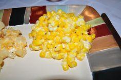 Beth's Favorite Recipes: Corn with Cream Cheese