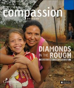 Have an iPad? Save Compassion money on printing and postage by downloading the latest issue of the Compassion magazine for free.