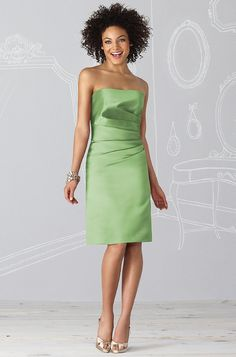 After Six 6618 Bridesmaid Dress | Weddington Way $184 bridesmaids, idea, color, bridesmaid dresses, dessi, dress 6618, duchess satin, dress 6619, cocktails
