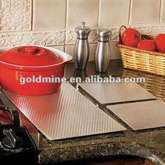 kitchen countertop protection mats protective mats /insulated mats ...