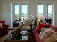 beach homes, beaches, living rooms, dreams, dream homes, beach houses, french polynesia, live room, design styles