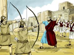 Free visuals: Elisha shows mercy to his enemies When God allows Elisha to capture his enemies he feeds them then sets them free.II Kings 6:8-23