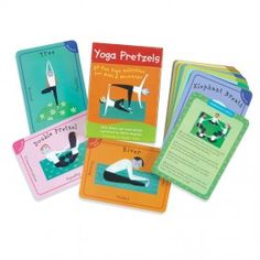 Yoga Cards for Kids ($14.95)