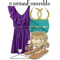 Esmerelda, created by lalakay.polyvore.com