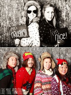 Chloe Moore Photography: The Blog: OFS Ugly Sweater Holiday Party