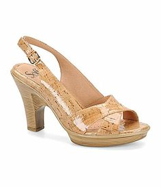 Sofft Portia Slingback Sandals #Dillards