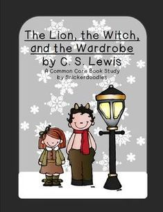 The Lion, the Witch, and the Wardrobe: A Common Core Book Study for 3rd, 4th, and 5th grade:  Get Chapter 1's activities for FREE in the preview file. $