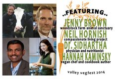 Valley Vegfest 29 March http://www.valleyveg.org/vegfest