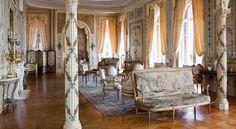 Villa Ephrussi de Rothschild. Saint-Jean-Cap-Ferrat, France.