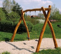 Swings: Ziegler Spielplätze von A bis Z