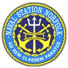 Naval Station Norfolk. The largest Navy Base in the world.