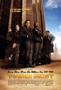 Tower Heist...Great movie!  Had some action but had alot of comedy.  It was true Eddie Murphy like he used to be back in the 80's.  Had a good story line and alot of great 1 liners.  I deffinitely suggest seeing this movie.