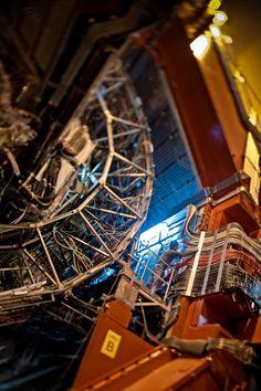 The Big Bang Experiments at CERN