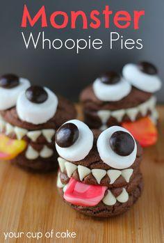 Monster Whoopie Pies #Pintowingifts