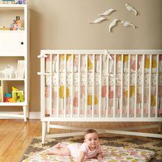 DwellStudio Treetops Nursery Bedding Collection | DwellStudio