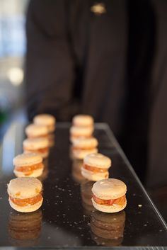 Perfect minis by Peter Callahan Catering