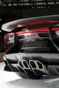 Lamborghini, 2nd to none..