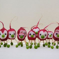 little radish army. ha!