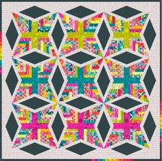 Woven Stars - Free Pattern