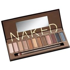Urban Decay Naked Palette - I would love to have this one day!