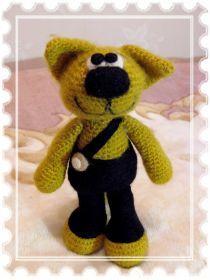 Cat Amigurumi - Free Russian Pattern here: http://knitting-for-babies.ru/igrushki/kot-abarmot-avtorskoe-opisanie-ot-yuliya-s
