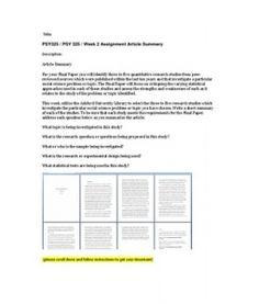 problems in society essay