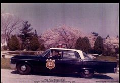Baltimore police vehicle 1960s