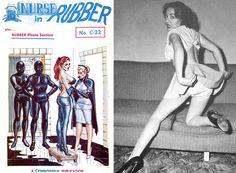 Nurse in Rubber -  Selbee Associates - 1963