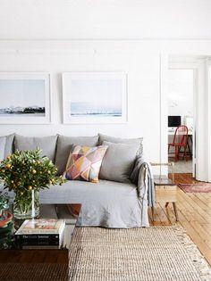 Une déco de salon en toute simplicité, living room, salon, home , décoration