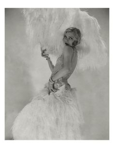 Vanity Fair - December 1928 Poster Print  by Edward Steichen at the Condé Nast Collection