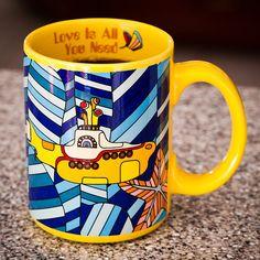 Yellow Submarine coffee mug | Flickr - Photo Sharing!