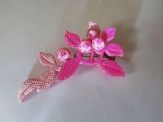 Vtg Lea Stein Berries Brooch Pinks | eBay