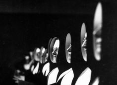 Nuns during a musical at the University of Notre Dame, South Bend, US  – 1956 by Grey Villet   (Time & Life Pictures/Getty Images)