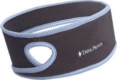 Trailheads Ponytail Headband: Great way to keep ears warm if you run and have long hair