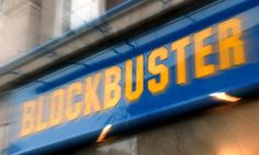 Did Social Data Predict HMV and Blockbuster's Downfall?