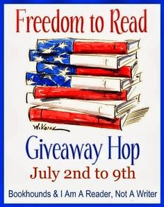 Walking on Bookshelves: Freedom to Read Giveaway Hop ~ INT