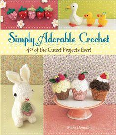 galleries, books, cutest project, patterns, edward gorey, spiral, ador crochet, simpli ador, book reviews