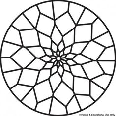 Dreamcatcher | Copyright 2012, Courtney Kolander: http://www.squidoo.com/free-printable-mandala-coloring-pages-for-all-ages