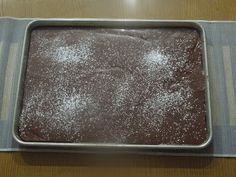 Texas sheet cake! Leads to a great blog
