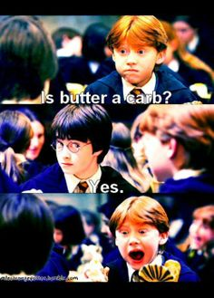 Mean Girls + Harry Potter