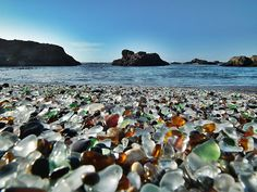 Glass Beach (Fort Bragg, California),USA