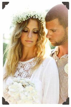 Wedding Flowers: Baby's Breath